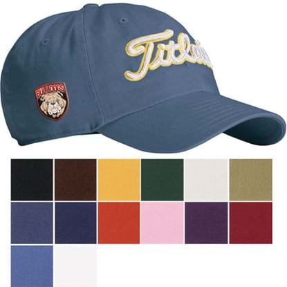 Picture of Titleist (R) Unstructured Garment Washed Cap