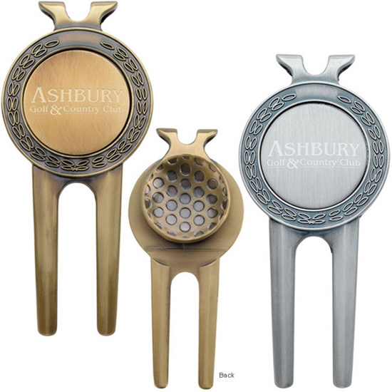 Picture of Honor Magnetic Divot Repair Tool with Ball Marker