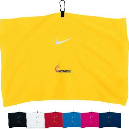 Picture of Nike (R) Embroidered Towel