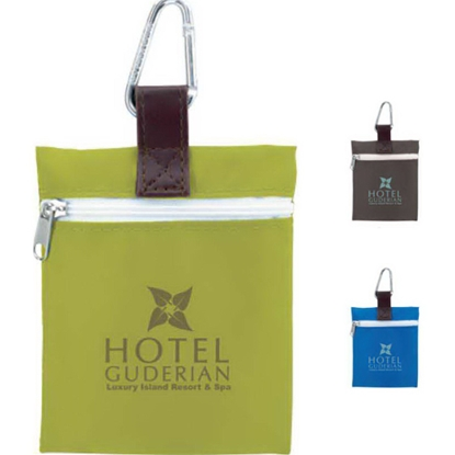 Picture of Vertical Strap Tee Pouch - Good Value (R)