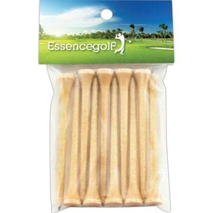 Picture of Teecil(R) Golf Tees with Card Topper