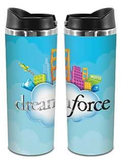 Picture of 14 Oz. Stainless Steel Transit Travel Tumblers