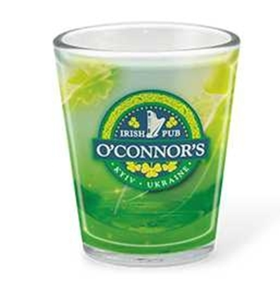 Picture of 2 oz. Full Color Shot Glasses
