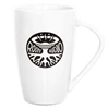 Picture of 16 Oz. Glossy White Perk Mugs
