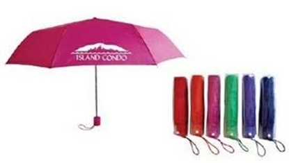 "Picture of Color Super Mini Folding Umbrella (42"" Arc)"