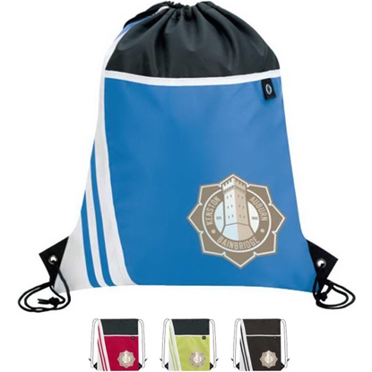 Picture of Winners Take All Drawstring Backpack