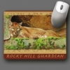 """Picture of Original Fabric Mouse Pads 1/4"""" Thick - Anitmicrobial"""