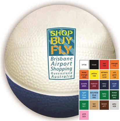 "Picture of 5"" Mini Nerf Foam Basketballs"