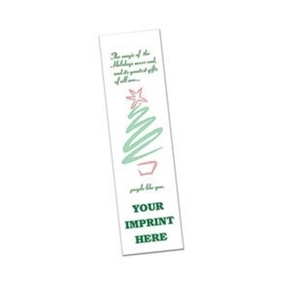 Picture of Holiday Fun w/ Christmas Tree Bookmarks