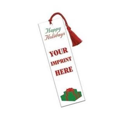Picture of Happy Holidays Fun Bookmarks