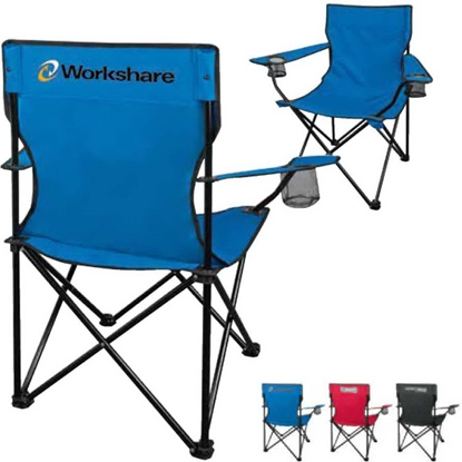 Picture of Go-Anywhere Fold-Up Lounge Chair