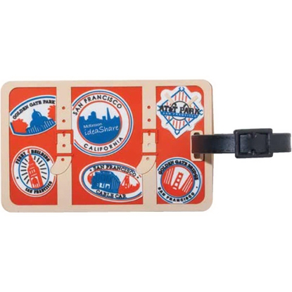 Picture of Your Custom 2-D Luggage Tag