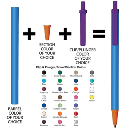 Picture of BIC (R) Clic Stic (R) ColorMax (TM)