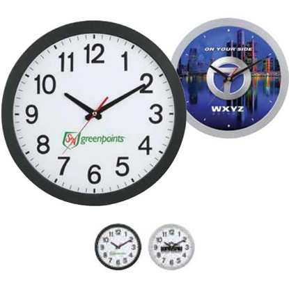Picture of 12-inch Slim Wall Clock