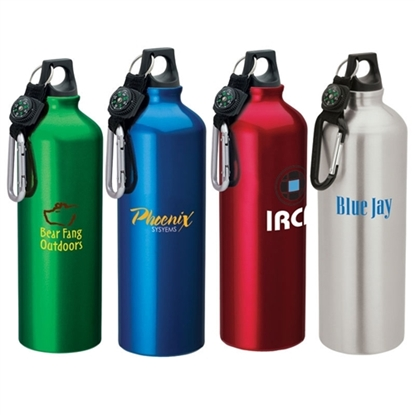 Picture of 33.8 oz. Flask with Carabiner