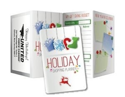 Picture of Ornament Design - Holiday Shopping Planners