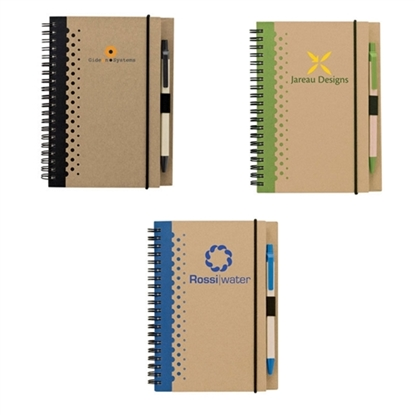 Picture of Junior Notebook & Pens