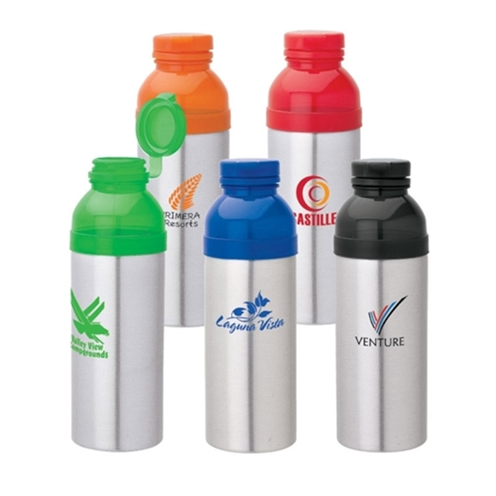 Picture of 25 oz. Aluminum Water Bottles