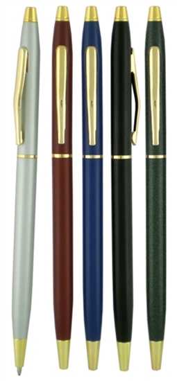 Picture of Cooper Deluxe Gold Pens