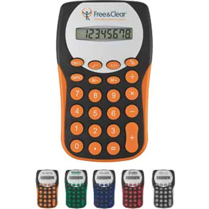 Picture of Black Magic Slim Calculator