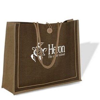 Picture of Milan Jute Tote Bags