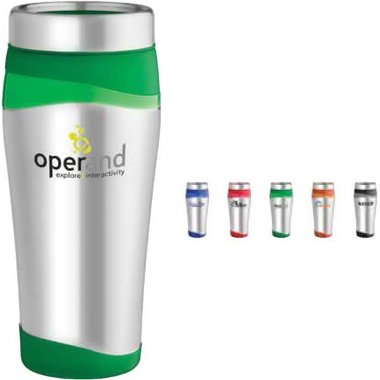 Picture of 16 oz. Color Touch Stainless Tumbler
