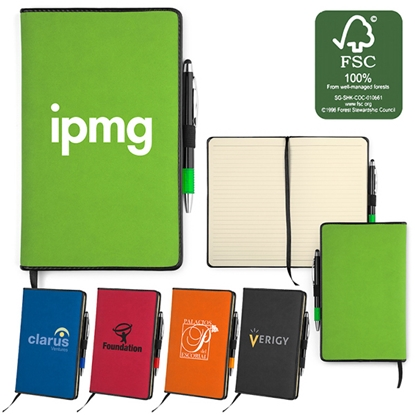 Picture of Liverpool Leatherette Notebook Set