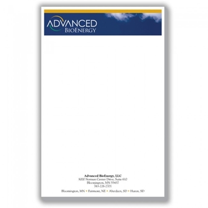 """Picture of Notepads - 5 ½"""" x 8 ¼"""" - 50 Sheets"""