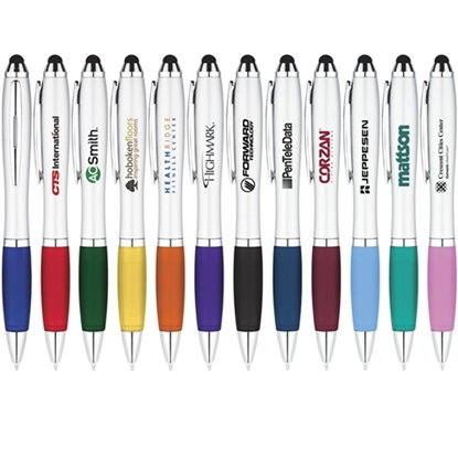 Picture of Curvaceous Stylus Ballpoint Pens
