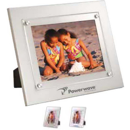 "Picture of 5"" x 7"" window picture frame"