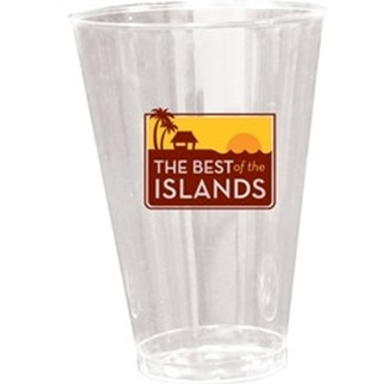 Picture of 14 Oz. Tall Clear Plastic Tumblers