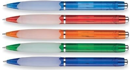 Picture of Paper Mate Plunge Translucent Barrel Pens