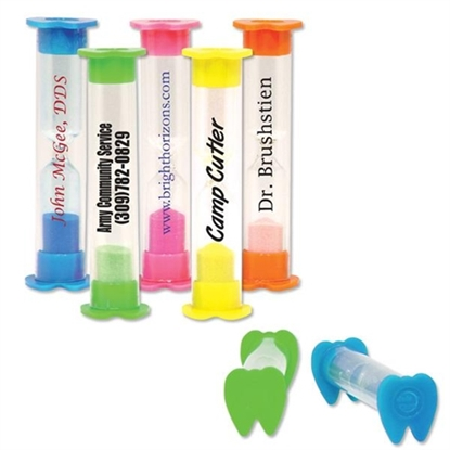 Picture of 3 Minute Tooth Shaped Toothbrush Timer