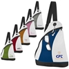 Picture of 2-Tone Color Splash Side Sling Pack