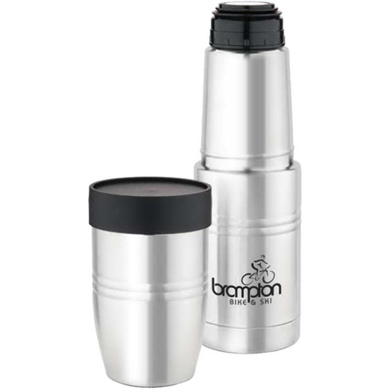 Picture of 18 oz. Stainless Steel Vacuum Bottle