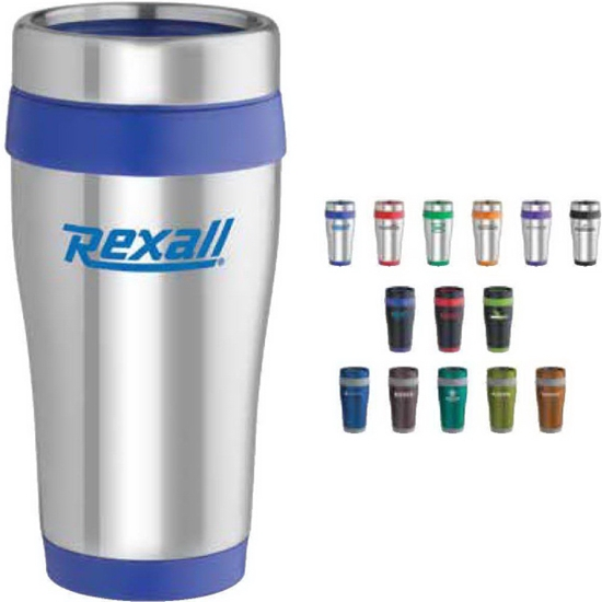 Picture of 16 oz. Stainless Steel Tumbler