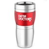 Picture of 16 oz. Stainless/Acrylic Wave Tumbler