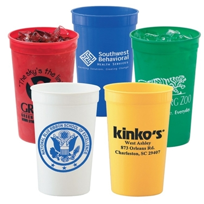 Picture of 22 oz. Smooth Stadium Cups