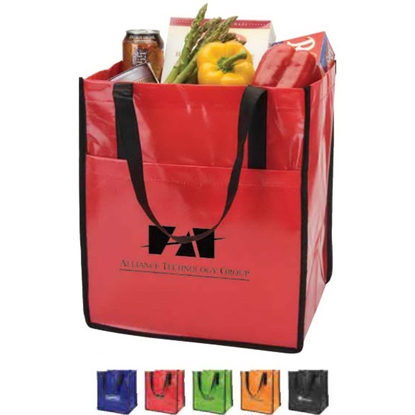 Picture of Non-woven Slick Shopper Tote