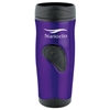 Picture of 16 oz. Stainless Thumbprint Tumbler