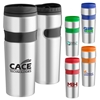 Picture of 14 oz. Easy Grip Stainless Travel Tumbler