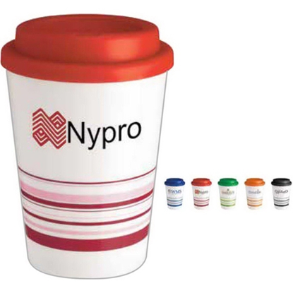 Picture of 12 oz. Striped Coffee Cup Tumbler