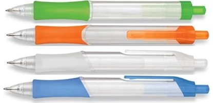 Picture of Paper Mate TriEdge Translucent Barrel Pens