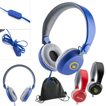 Picture of Sonic Stereo Headphone