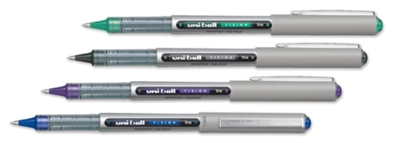 Picture of Uni-ball Vision Standard Point Pens