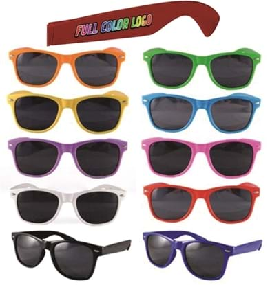Picture of Wayfarer Sunglasses - Full Color