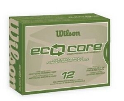 Picture of Wilson Eco-Core™ Golf Balls - White (12 Count)