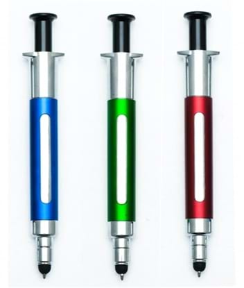 Picture of Syringe Pens w/ Stylus