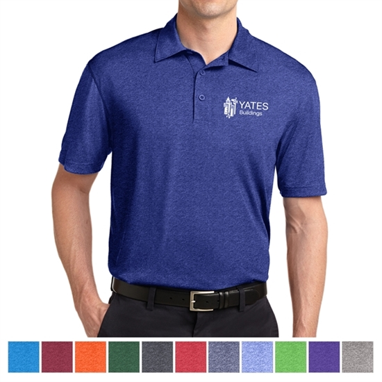 Custom Promotional Sport Tek Heather Contender Polo Personalized With Your Logo By My Promotional Pens Watch the best live coverage of your favourite sports: my promotional pens