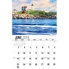 Scenes of New England Wall Calendar